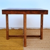 Picture of Solid Wood Sheesham Compact Four Seater Dining Table