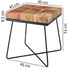 Picture of Foy Side Table