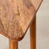 Picture of Solid Wood Triangle Side Table Cum Stool