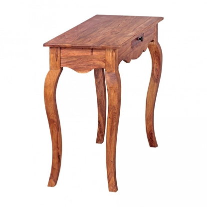 Picture of Solid Wood Sheesham Opium Console Table