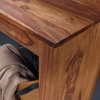 Picture of Solid Wood Sheesham Console With Wide Border