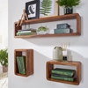 Picture of Wooden Wall Shelf Set Of 3