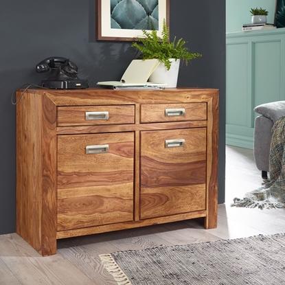 sheesham sideboard woodenmood
