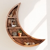 Picture of Crescent Moon Wall Shelf