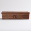 Picture of Wooden Tea And Sugar Storage Container