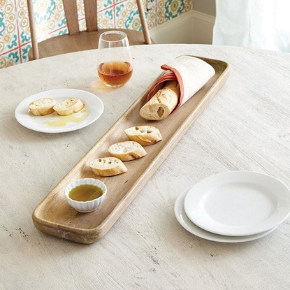 Picture of Solid Wood Long Tray