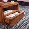 Picture of Solid Wood Sheesham Nightstand