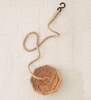 Picture of Brown Sheesham Wood Swing Wall Hanging