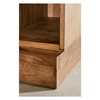 Picture of Angul Armoire Solid Wood 1 Door Wardrobe