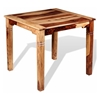 Picture of Solid Wood Sheesham Four Seater Dining Table