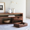 Picture of Arto Solid Wood Sheesham TV Unit