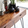 Picture of Solid Wood Sheesham Onnie Console