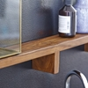 Picture of Wooden Saya Wall Shelf