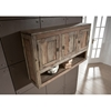 Picture of Solid Wood Sheesham Hanging Cabinet With 3 Door