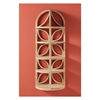 Picture of Antiago Five-Tier Solid Wood Wall Shelf