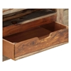 Picture of Solid Wood Sheesham TV Unit With Full Storage