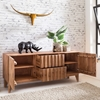 Picture of Solid Wood Retro Sideboard