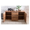 Picture of Solid Wood Azie Sideboard With 2 Door And 3 Drawer
