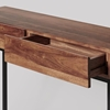 Picture of Solid Wood And Iron Console