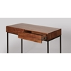 Picture of Solid Wood Sheesham And Iron Console