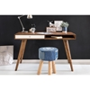 Picture of Solid Wood Sheesham Retro Design Desk With 1 Drawer
