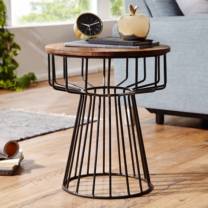 Picture of Clef Side Table