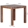 Picture of Solid Wood Four Seater Dining Table