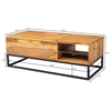 Picture of Solid Wood Sheesham Coffee TAble With Moving Top