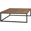 Picture of Solid Wood Sheesham Set Of 2 Side Nesting Coffee Table
