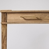 Picture of Solid Wood Console With 2 Drawer