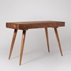Picture of Solid Wood Desk With Bended Legs