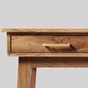 Picture of Solid Wood Desk With 2 drawers