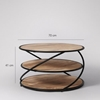 Picture of Solid Wood Selix Coffee Table