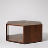 Picture of Solid Wood Osby Hexagonal Coffee Table