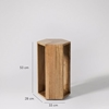 Picture of Solid Wood Osby Side Table