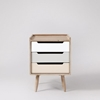 Picture of Solid Wood South Bedside In Multi Light Color