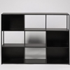 Picture of Iron Display Unit In Black Finish