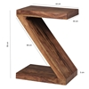 Picture of Solid Wood Sheesham Z End Table