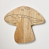 Picture of Wooden Mushroom Designed Choping Board