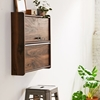 Picture of Solid Wood Wall Mounted Desk