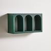 Picture of Arch Cubby Wall Shelf