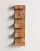 Picture of Mango Wood Wall Wine Rack
