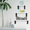 Picture of Set of 3 Mango Floating Wall Shelves