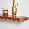 Picture of Wooden Wavy Wall Shelf