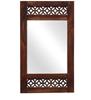 Picture of Solid Wood Aramika Rectangular Mirror